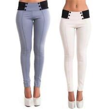 Sexy Women Denim Skinny Pants High Waist Stretch Jeans Slim Pencil Trousers LIN