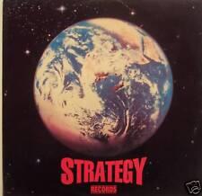 "JANGO ~ Strutt Your Funky Stuff ~ 12"" Single PS"