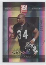2002 Donruss Elite #120 Verron Haynes Pittsburgh Steelers Rookie Football Card