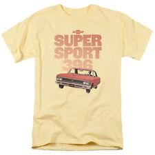 CHEVROLET SUPER SPORT 396 T-Shirt Men's Short Sleeve