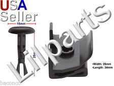 Toyota Lexus Front Fender & Bumper Cover Clip Kit 53879-58010 47749-58010