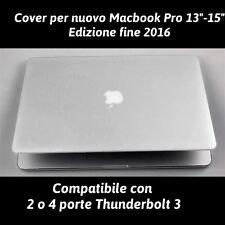 """COVER CUSTODIA PER NUOVO MACBOOK PRO 13""""15"""" FINE 2016 OPACA GOMMATA ANTIMPRONTA"""