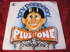 "7"" PLUS ONE Toni Pepperoni / Achim Reichel 1972 Rare!!"