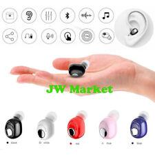 Bluetooth 5.0 Headset Wireless Earphone Earbud Stereo Headphone In-Ear Mini