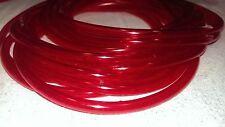 Tube a anguillon rouge Rubis Ø2x3 ou Ø3x4
