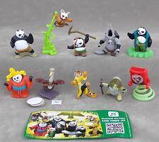 Überraschungsei personaggi Kung fu Panda 3 Selezione Bpz Akf ueei 2015
