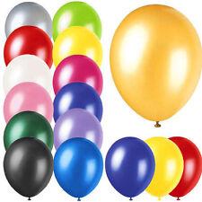 25 -100 GRANDI palloncini in lattice ARIA O ELIO happy BIRTHDAY PARTY PALLONCINI Baloons