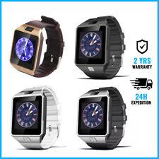 Original DZ09 Smart Watch Montre Horloge Bluetooth Android iOS 4 COLORS