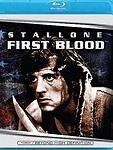 First Blood [Blu-ray] DVD, Sylvester Stallone, Brian Dennehy, Richard Crenna, Bi