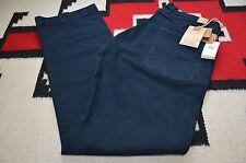 Ralph Lauren RRL Buckleback 100% Cotton Officer's Field Pants