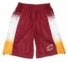 Zipway NBA Men's Cleveland Cavaliers Retro Pop Athletic Shorts