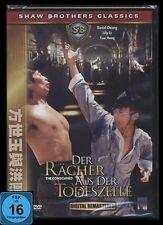 DVD DER RÄCHER AUS DER TODESZELLE - SHAW BROTHERS *** NEU ***