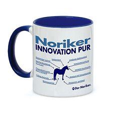 Tasse INNOVATION - NORIKER Pferd reiten Kaffee Pferde Teileliste Siviwonder