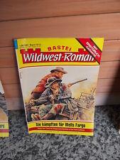 Wildwest-Roman, Band 1613, aus dem Bastei Verlag