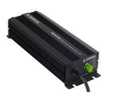 Omega Black 600w Watt Digital Dimmable Super Lumens Grow Light Ballast Only