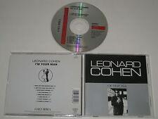 LEONARD COHEN/I'M YOUR MAN(COLUMBIA 460642 2) CD ALBUM