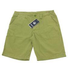 3716P bermuda verde rigato NORTH SAILS pantaloni uomo pinstripe shorts men