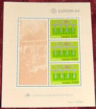MADEIRA  - Portugal    1984  EUROPA   #101a
