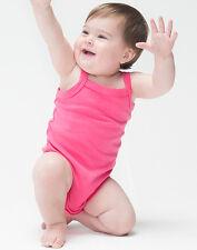 Body Baby Organic Strap Vest  Numero articolo 058.47 Codice fornitore: BZ28