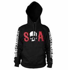 Licence Officielle Sons of Anarchy S-O-un sweat à capuche S-XXL tailles