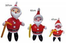 w05x gonflable Père Noël Nicolas tailles diverses G1