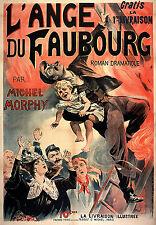 Vintage French Art Nouveau Shabby Chic Prints & Posters 123... A1,A2,A3,A4 Sizes