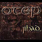 Jihad [PA] CD Otep Heavy Gothic Metal Female Fronted Otep Shamaya RARE