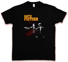 Hate Fiction HC Hate Couture t-shirt pulp Vincent tarantino vega Fiction t Shirt