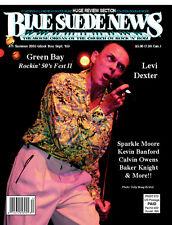 Blue Suede News 71 LEVI DEXTER & GREEN BAY ROCKABILLY !