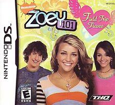 Zoey 101: Field Trip Fiasco (Nintendo DS, 2007)