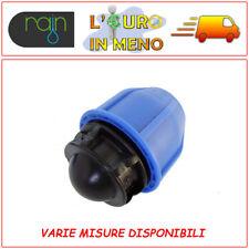 RACCORDO A COMPRESSIONE TAPPO FINE LINEA PN16 RAIN IRRIGAZIONE TUBO POLIETILENE