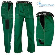 Arbeitshose Bundhose Berufsbekleidung Arbeitskleidung Grün Gr. 46 - 62 NEU TOP