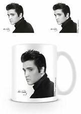 Elvis Presley - Portrait - Keramik Tasse - Größe Ø8,5 H9,5cm