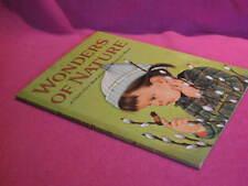 WONDERS of NATURE ~  Jane Werner Watson / Eloise WILKIN. HUGE Hb