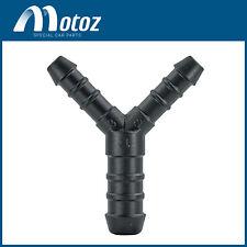 Rohrverbinder Y-Förmig für Kühlwasserschläuche Garten: 3x3x3 bis 14x14x14mm