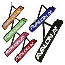AVALON A² - Seitenköcher mit 2 Pfeilröhren - Bogenköcher, Zubehör Bogensport