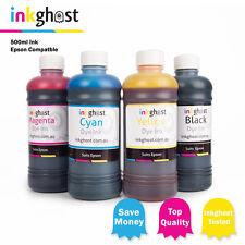 500ml Ink compatible with Epson 200/200XL Workforce 2510, WF2520, WF2530 WF2540