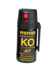 Mil-Tec Pfefferspray KO JET 40ml zur Tierabwehr Abwehrspray Reizgas