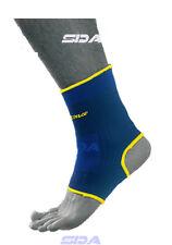 DUNLOP Elastica in Neoprene Caviglia RINFORZO Sports calzino di artrite compressione