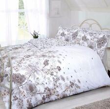 Duvet Cover & Pillowcase Modern Bedding Quilt Set Single Double King Super king