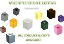 Ladrillos Lego 3005 1X1-Colores N-Z, seleccione cantidad-Bestprice Garantía + Regalo-Nuevo