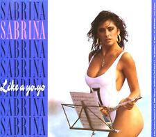 "12"" - Sabrina - Like A Yo - Yo (ITALO DISCO) IMPORT - NUEVO OYELO -  NEW LISTEN"