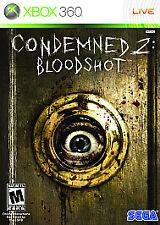 Condemned 2: Bloodshot (Xbox 360, 2008) - komplett