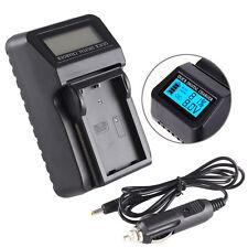 LCD Display Battery Charger For EN-EL9 EN-EL9a NIKON D3000 D40 D40x D5000 D60
