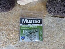 Mustad lose competición gancho Stillwater Power Spade barbless as04b