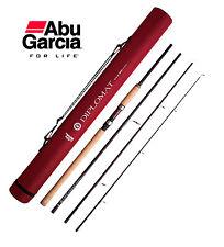 ABU GARCIA DIPLOMAT SPINNING  4-TEILIGE REISERUTE -AUSWAHL- 2,43/2,74/3,05/3,54m