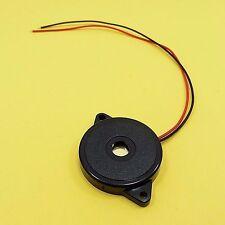 30mm piezo elettronica passiva cicalino suona SUONO ALLARME 12V 95DB