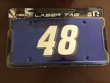 NASCAR LASER TAG #88 DALE EARNHARDT jR OR #48 JIMMY JOHNSON