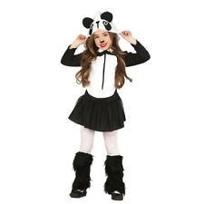Panda Faschingskostüm, Kinderkostüm Pandabär, Pandakleid Tierkostüm Mädchen