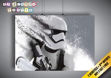 Poster Stormtrooper Star Wars News Digital Wall